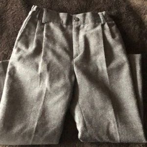 Other - Boys wool dress pants size 5